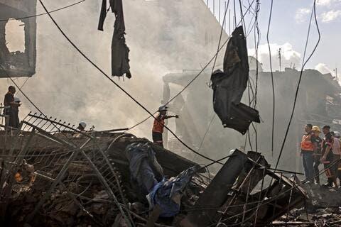 Alert: '80% of Gazans Live in The Dark' – ICRC Report