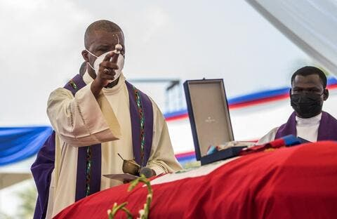 Who Killed President Jovenel Moise? Probing Haiti Officials Receive Death Notes