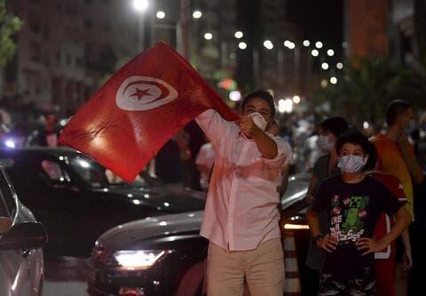 Tunisian President Suspends Parliament, Dismisses Prime Minister