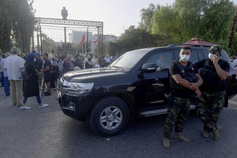 Tunisia: President's Seizure of Powers Threatens Rights