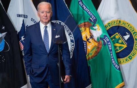 Has Biden's Approval Rating Plummeted Amidst The  COVID Spread?