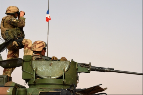 Does France Attack Civilian Areas in Air Strikes on Mali?