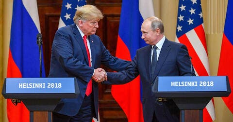 Did Putin Spy on The US in The 2016 Election and Back Trump?