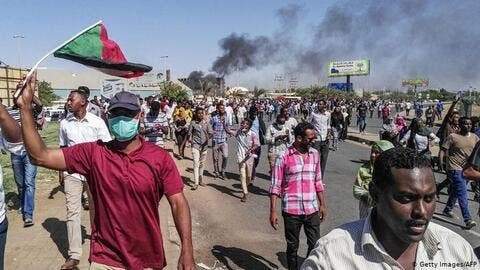 Sudan: 52 Policemen Injured in Anti-government Protests