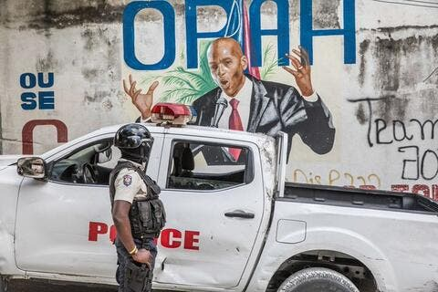Is a US-based Security Firm Involved in Killing The Haiti President?