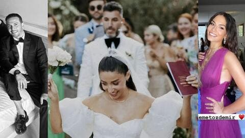 Why Can Yaman and Demet Özdemir's Wedding Was Cancelled?