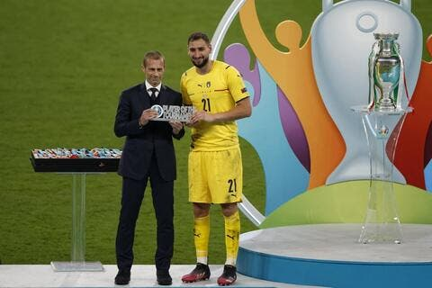 Gianluigi Donnarruma: Italy's Heir to Buffon