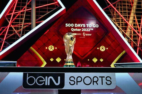 beIN SPORTS Commemorates 500 Days-To-Go FIFA World Cup Qatar 2022 Countdown with Exclusive Content