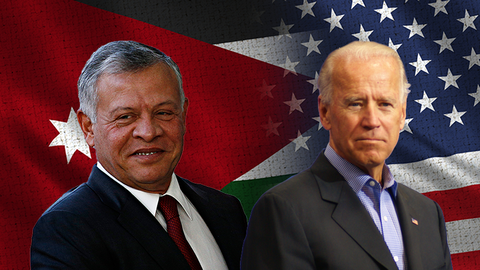 Jordanian Diplomacy in The White House