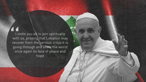 Pope Francis Announces Special Prayer Day for Lebanon