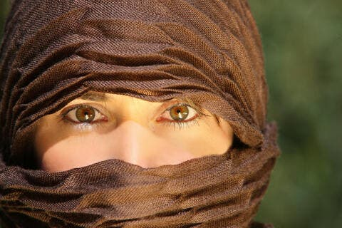 Armed Afghan Women Protest Against The Taliban