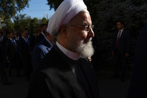 Rouhani: A 'Fifth Wave' of COVID-19 Could Sweep Iran