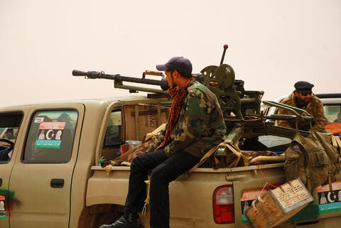 Its Touch and Go in Libya With Haftar Still Unwilling to Give up His Role!