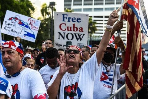 The US Imposes Sanctions on Cuban National Police, Leaders
