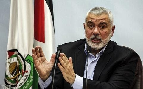 Ismail Haniyeh Re-elected as Hamas Chief