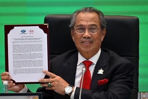 Is Malaysia's Prime Minister About to Quit?