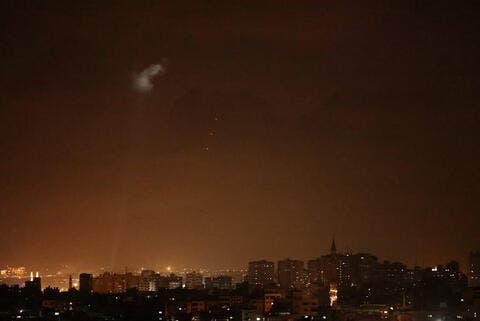 Israeli Resumes Attack on Gaza