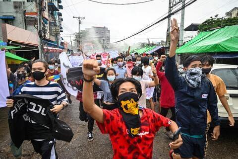 Myanmar Junta to Form Local Village Militias to Fight Opposition