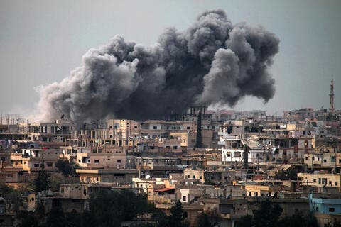 Daraa Clashes May Lead to a New Wave of Refugees to Jordan