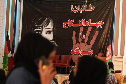 As Young as 12: Taliban Forces 'Marry' Girls Forcibly