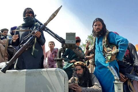 Taliban Enters Kabul, Shots Heard Near Palace