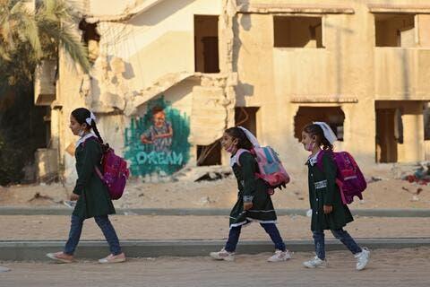 Back to School: Palestinian Kids Deserve Security - UN's Lynn Hastings