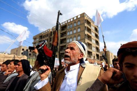 Houthi Drone Targets Khamis Mushait, Saudi Defence Destroy The Bomb-Laden Object