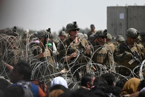 White House: Around 48,000 People Evacuated from Afghanistan
