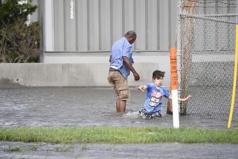 Five Dead in Ida Storm: One Man Killed by a Louisiana Alligator Its Believed