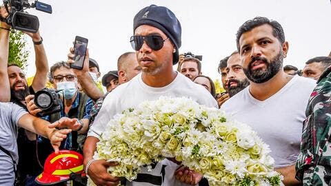 Beirut Blast Anniversary: Ronaldinho and Arab Stars Spark Outrage for Singing and Dancing in the Name of Victims