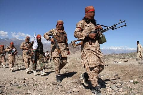 There is 'Not Much' The US Can Do to Prevent The Taliban From Retaking Afghanistan