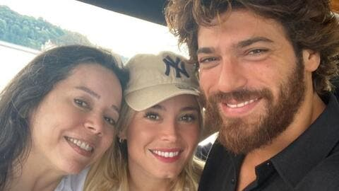 Diletta Leotta Who?! Can Yaman Is Dating a New Woman