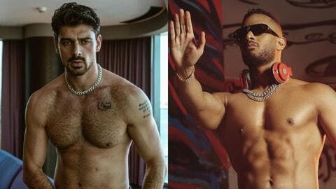 Topless Collaboration! Michele Morrone 'Gay-Related' Pictures Put Mohamed Ramadan in Trouble