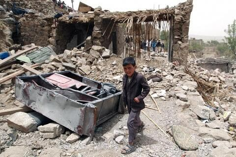 Getting The Yemenis Into The 'Peace Door' Will Not be Easy