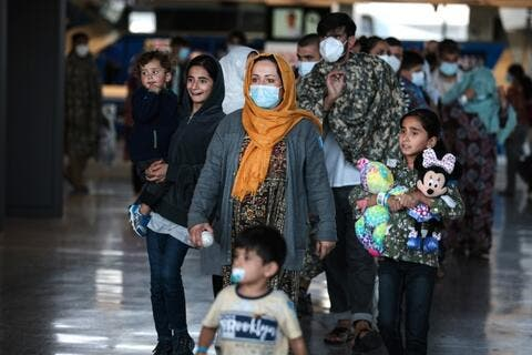 100,000 in Qatar: After Evacuation What Will The US Do With Afghan Refugees