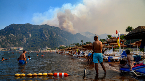 How Can We Stop the Financial Bleeding of Climate Change and Wildfires?