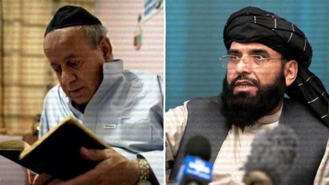 Taliban Spokesman Talks to Israeli Media About Afghanistan's 'Last Remaining Jew'