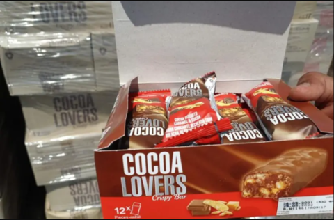 Israel Mocked for Seizing 23 Tons of Chocolate Bars, Claiming They Fund Hamas