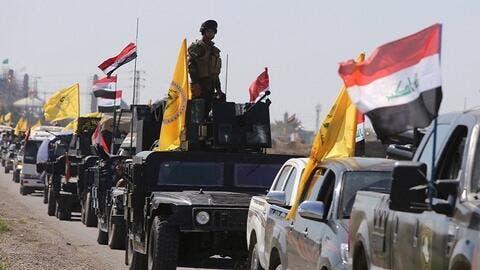 حملة أمنية ضد داعش شمال العراق.. وضبط 18 صاروخا معدة لاستهداف مطار بغداد