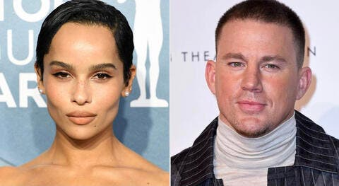 Channing Tatum and Zoë Kravitz Are Closer Than We Think