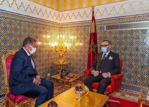 ملك المغرب يكلف عزيز أخنوش تشكيل الحكومة الجديدة