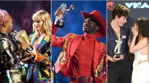 من السندريلا إلى المخنّثة مروراً بالظهور عارية.. إطلالات غريبة تجتاح حفل MTV VMAs 2021