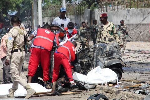 Eleven Dead in Somalia Terror Attack
