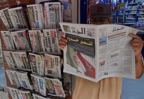 Algeria-Morocco Row Over Western Sahara Resumes