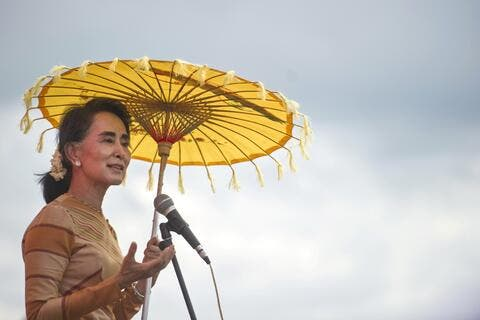 Ousted Myanmar Leader Sick, Misses Court Trial