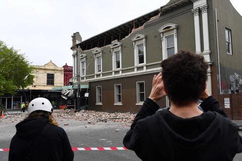 Strong Earthquake Hits Australia's Victoria State