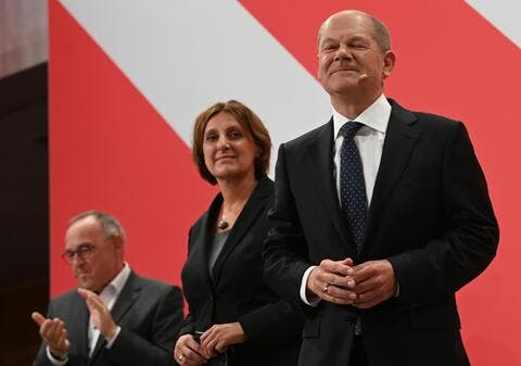 Preliminary Results Show SPD Winning Germany's National Election