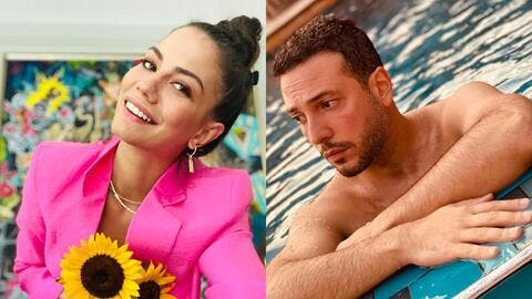 Braless! Demet Özdemir Responds to Having a Fake Relationship to Oğuzhan Koç With a Semi-Nude Picture
