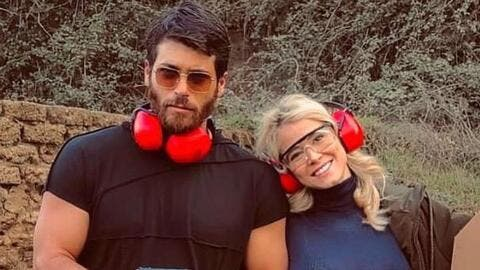 Diletta Leotta Throws a Dig on Can Yaman in Her First Statement After Breakup
