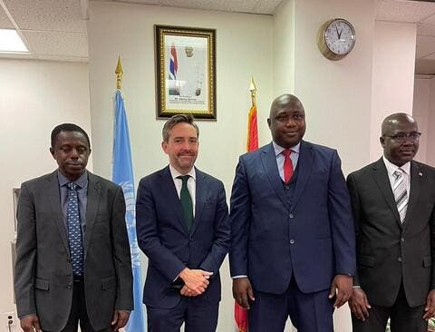 Marc-André Franche Picked as UNDP New Resident Representative in Libya